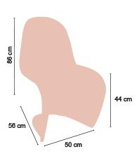 Peso modelo Michigan Rattan