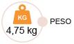 Peso modelo Santorini