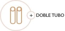 Esquema doble tubo