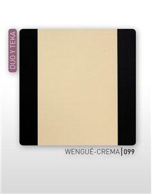 Wengué-Crema