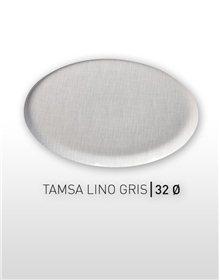 Tamsa Lino Gris